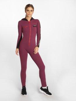 Onepiece Jumpsuit Pit Crew violet