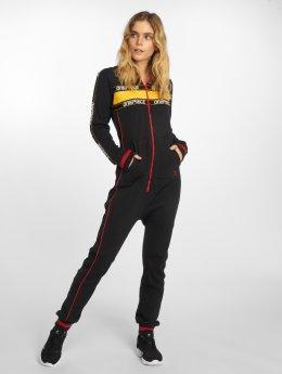Onepiece jumpsuit Pit zwart