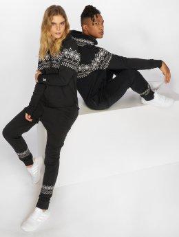 Onepiece jumpsuit Lusekofte 2.0 zwart