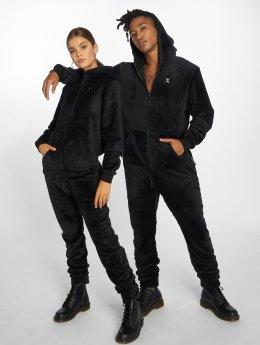Onepiece Jumpsuits Teddy Hug czarny