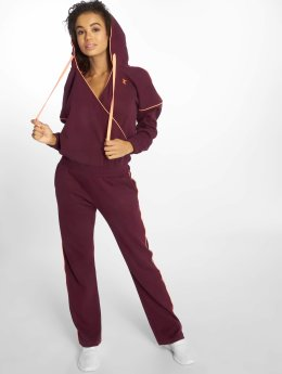 Onepiece Jumpsuits Bumper  fioletowy