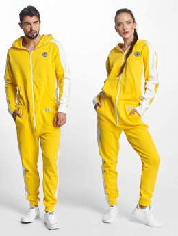 Onepiece Jumpsuits Racer gul