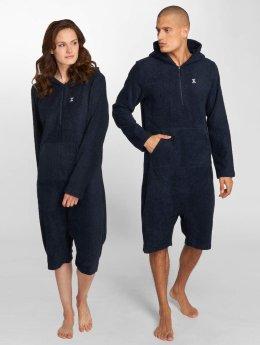 Onepiece Jumpsuits Towel modrý