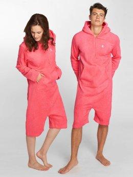 Onepiece Jumpsuits Towel růžový