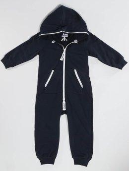 Onepiece Monos / Petos Solid Baby azul