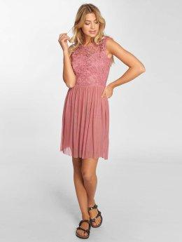 Only Šaty onlCrochetta ružová