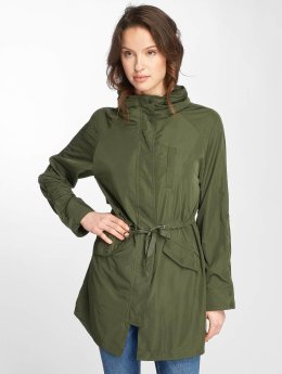 Only Демисезонная куртка onlThunder оливковый