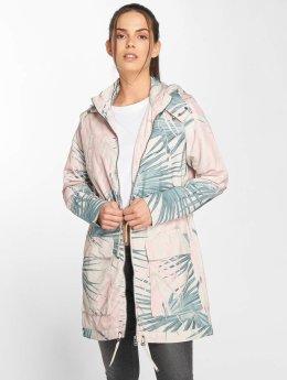 Only Демисезонная куртка onlJasmin розовый