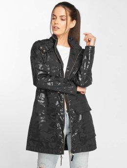Only Демисезонная куртка onlJasmin черный