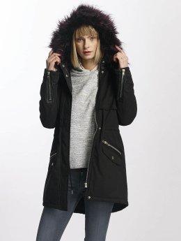 Only Зимняя куртка onlCamilla черный