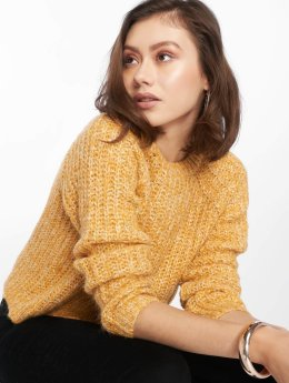Only Пуловер onlNew Fiona желтый