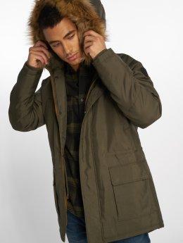 Only & Sons Зимняя куртка onsSigurd оливковый