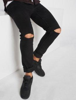Only & Sons Облегающие джинсы onsWarp 6462 черный