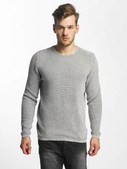Only & Sons onsHugh Pullover Light Grey Melange