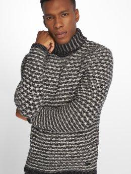 Only & Sons Пуловер onsDoc 3 Knit серый