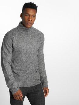 Only & Sons Пуловер onsPatrick 5 Knit серый