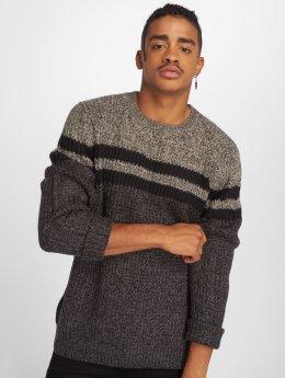 Only & Sons Пуловер onsLazlo 3 Blocked серый