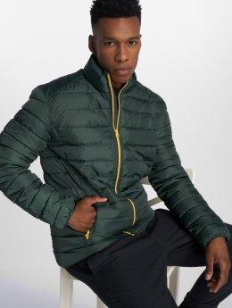 Only & Sons Стеганая куртка onsLiner зеленый