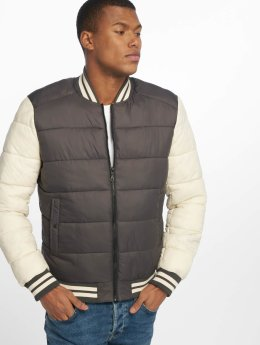Only & Sons Bomber onsBen Nylon gris