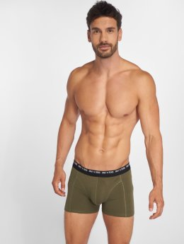Only & Sons Boxerky onsNolen Trunk olivová