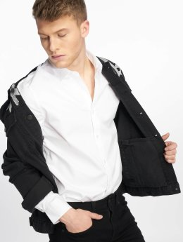 Only & Sons Camisa onsAlves 2-Ply Easy Iron blanco