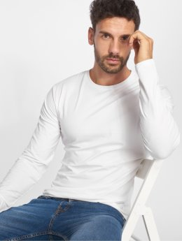 Only & Sons Camiseta de manga larga onsBasic Slim blanco