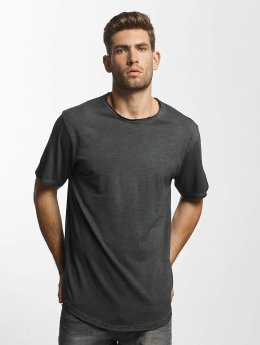 Only & Sons onsMurphy Longy T-Shirt Grey Pinstripe