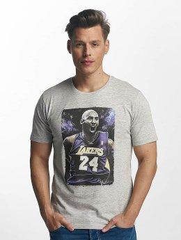 Only & Sons onsKobeMJ Fitted T-Shirt Light Grey Melange