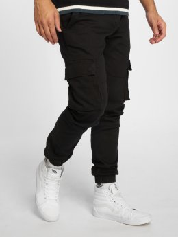 Only & Sons Cargo pants Onsstage Cuff Mj 1441 svart