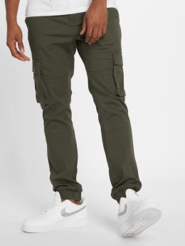 Only & Sons Cargobroek Onsstage Cuff Mj 1441 olijfgroen