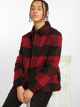 Only & Sons Chaqueta de entretiempo onsShawn Wool rojo