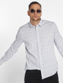 Only & Sons Chemise Onskalen Ls Ditsy Aop blanc