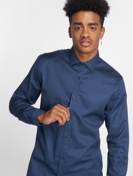 Only & Sons Chemise onsAlves 2-Ply Easy Iron bleu