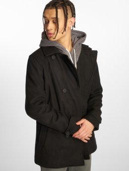 Only & Sons Coats onsSune Wool  black