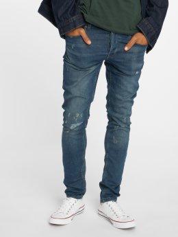 Only & Sons dżinsy przylegające onsSpun Jog Damage niebieski