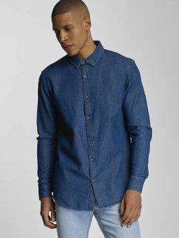 Only & Sons Hemd onsDenim Clean blau