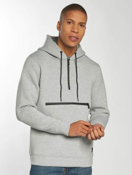 Only & Sons Hoody onsGabe Scuba Sweat grau