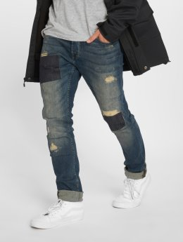 Only & Sons Jean slim onsLoom Patch bleu