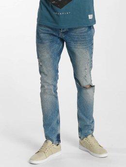 Only & Sons Kapealahkeiset farkut onsAvi sininen