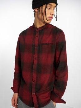Only & Sons Košile onsOrtan Flannel Check China červený