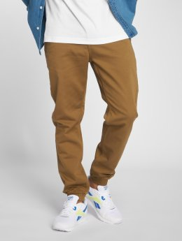 Only & Sons Látkové kalhoty onsAged Pk 0213 hnědý