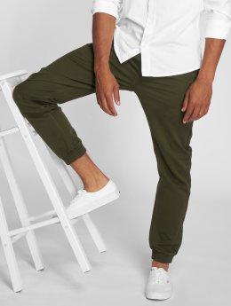 Only & Sons Látkové kalhoty onsAged Pk 0213 olivový