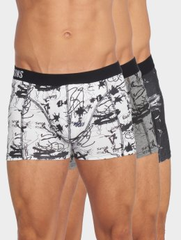 Only & Sons Lingerie onsNess Trunk 3-Pack noir