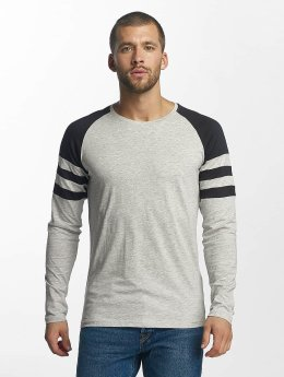 Only & Sons Longsleeve onsFrederick Raglan gray
