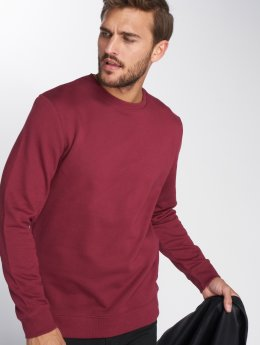 Only & Sons Maglia onsBasic Brushed rosso