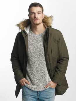 Only & Sons Manteau hiver onsEskil vert