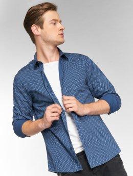 Only & Sons overhemd onsCorona blauw