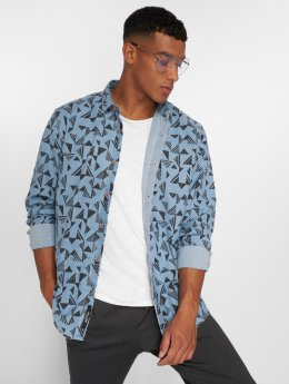 Only & Sons overhemd onsKnud blauw