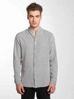 Only & Sons overhemd onsThomas Melange grijs