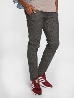 Only & Sons Pantalon chino onsMark Check Gw 1429 gris